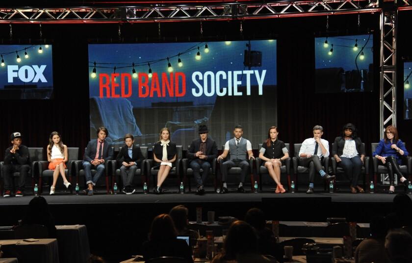 'Red Band Society'