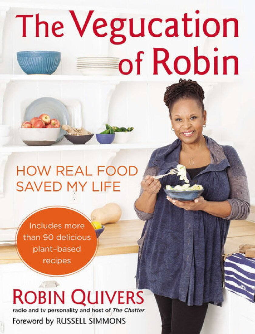 Robin Quivers' new diet book