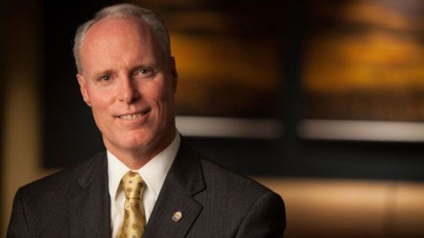 Chris Van Gorder, president and CEO Scripps Health