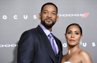 Will Smith and Jada Pinkett: 'Not divorcing!' he says