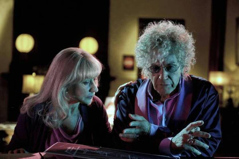 Review: 'Phil Spector' a vexing re-invention of case