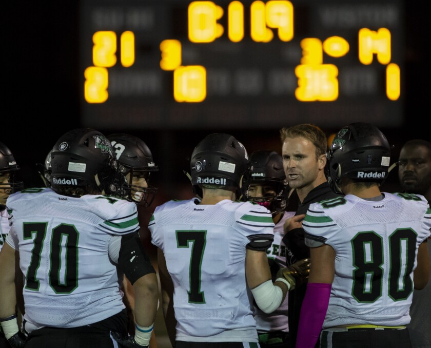 Coach Drew Westling and his Hilltop team will open the season Aug. 23 at Escondido.