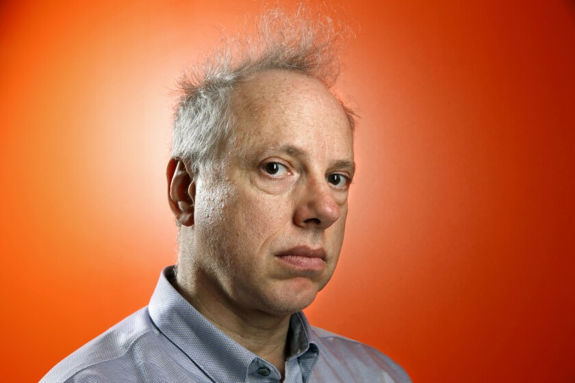 "Filmmaker Todd Solondz has a new film, ""Weiner-Dog."""