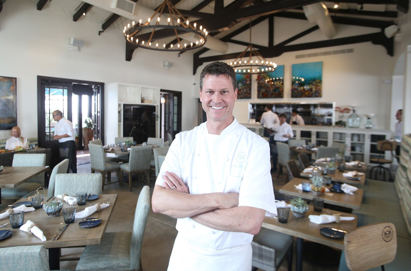 Ocean at Main restaurant opens in Laguna Beach
