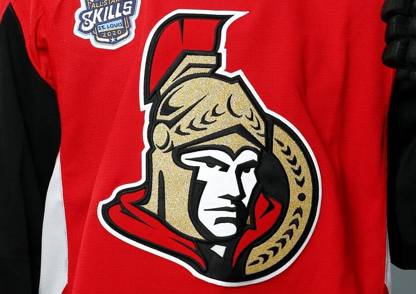 Seven members of the Ottawa Senators organization who were in California before the NHL season was paused have the illness caused by the coronavirus.