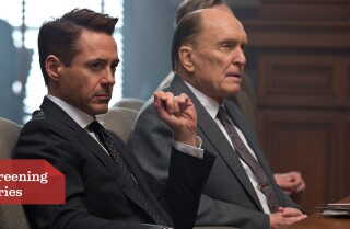 'The Judge': Four hour cut