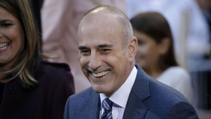 Matt Lauer scandal is just the latest hurdle for NBC News