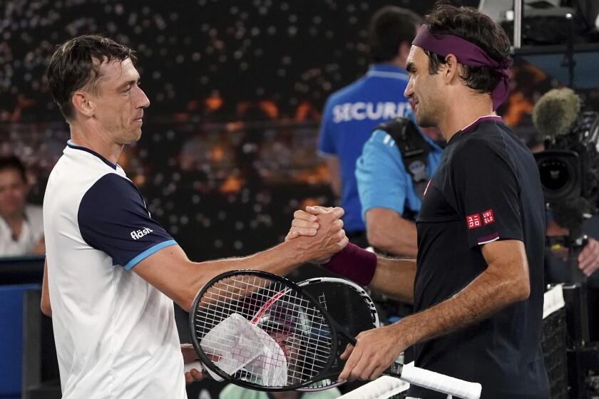 Australia Tentatively Returning Tennis