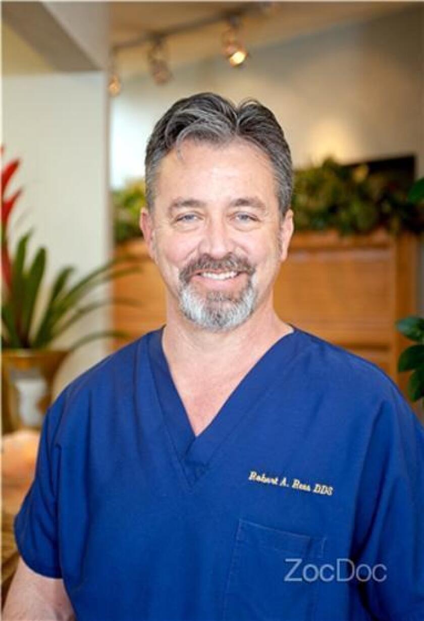 Dr. Robert A. Rees, D.D.S. is at 7761 Herschel Ave. in La Jolla. (858) 454-6181. lajollasmile.com