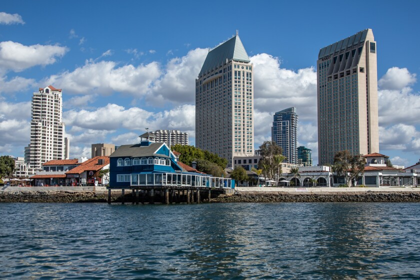 San Diego's Seaport Village will undergo major changes with development plans in the works.