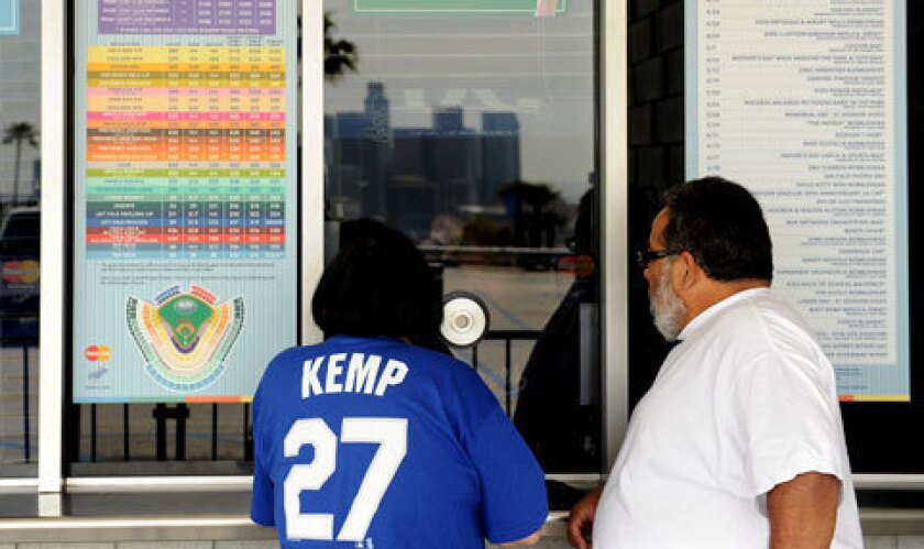 Major league teams are not refunding tickets yet for games missed this season, although that could change