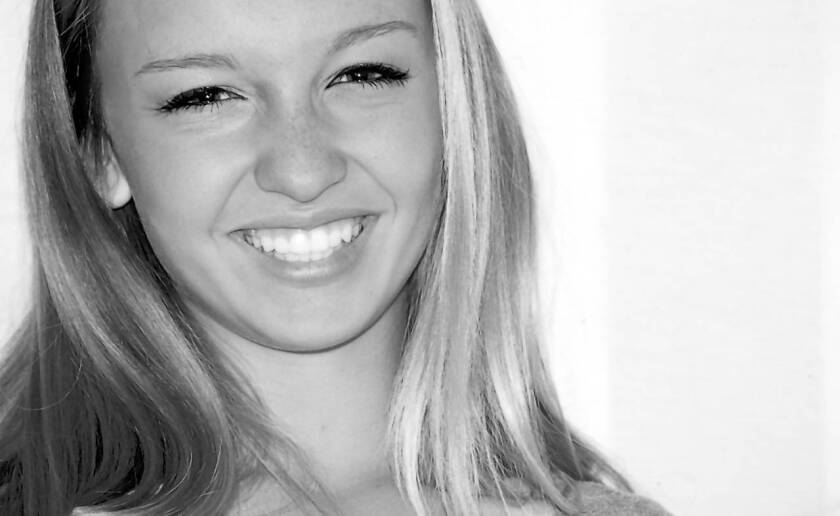 """Madison """"Maddy"""" Boutelle, 13, of Newport Beach died Tuesday after undergoing emergency brain surgery and spending days in a coma. The Ensign Intermediate School eighth-grader suffered a brain aneurysm June 8."""