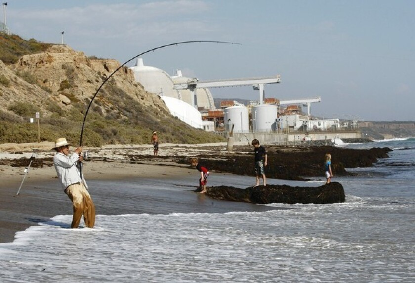 The San Onofre nuclear plant has been out of service for close to a year because of unusual wear on steam generator tubes that carry radioactive water.