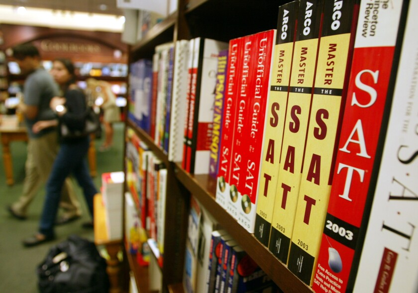 SAT Test To Be Revamped