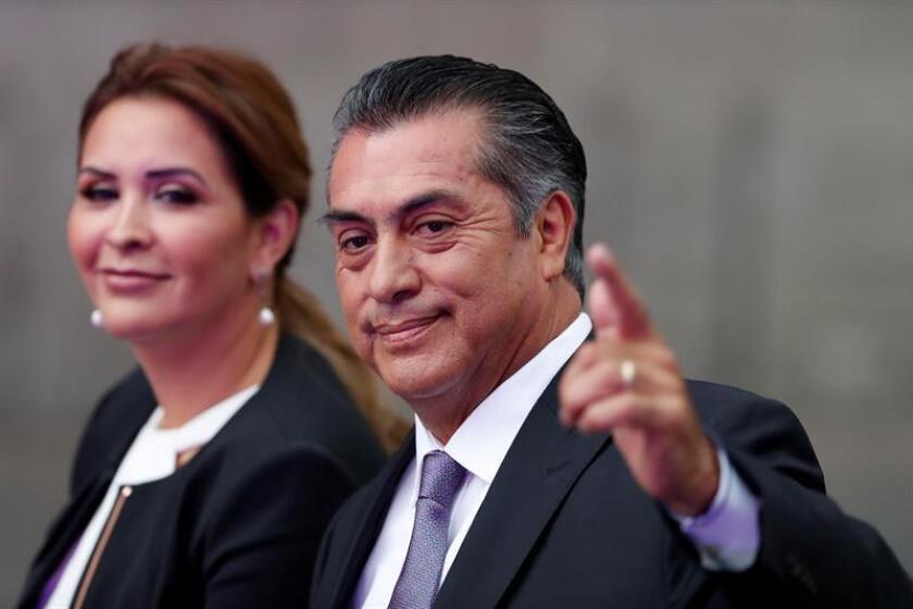 """El candidato independiente a la Presidencia de México Jaime Rodríguez, conocido como """"el Bronco"""", argumentó hoy en favor de la pena de muerte contra violadores, asesinos y ladrones puesto que, de este modo, """"a los delincuentes les daría miedo"""" cometer delitos. EFE/ARCHIVO"""