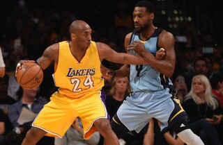Kobe Chronicles: Tony Allen