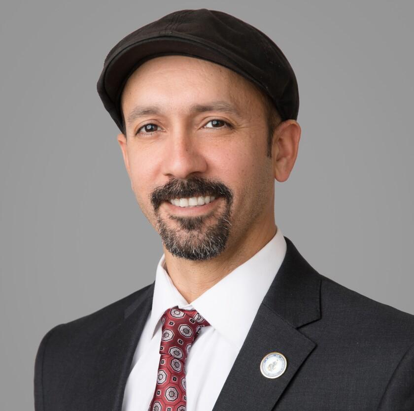 Pomona City Councilman Rubio Ramiro Gonzalez