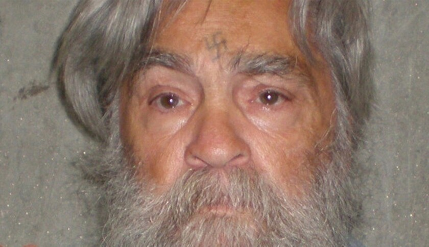 Manson follower arrested in phone smuggle has history with killer
