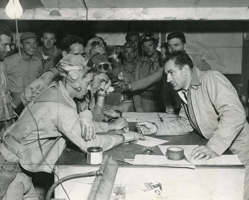 "Sen. Joseph McCarthy in the ""American Experience"" documentary ""McCarthy"""
