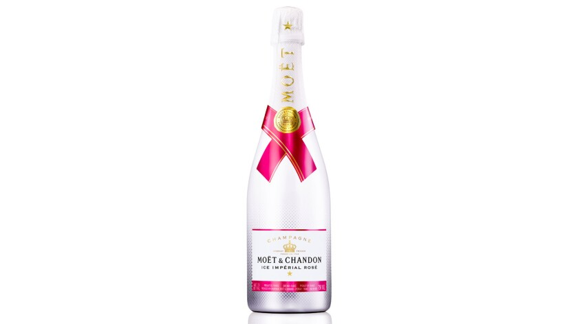 Möet Chandon Ice Imperial Rose