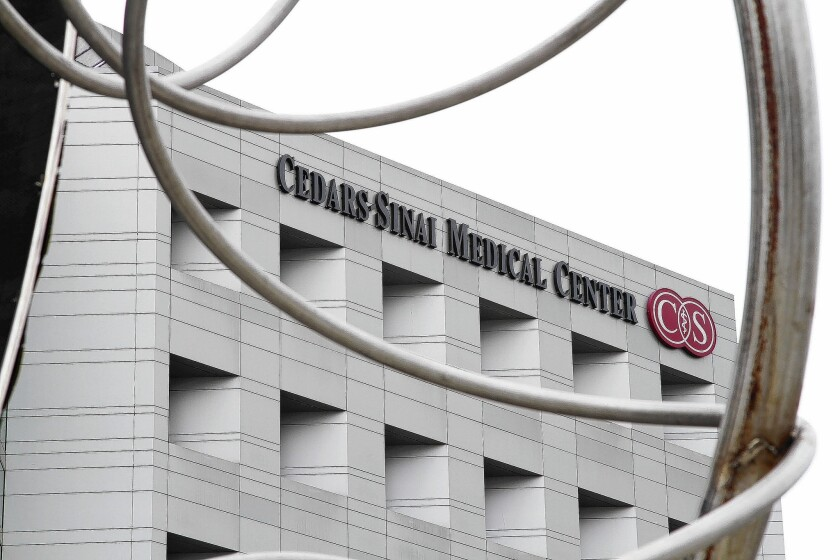 Cedars-Sinai Medical Center in Los Angeles said it will mail letters to patients identified as being potentially affected by a data breach.
