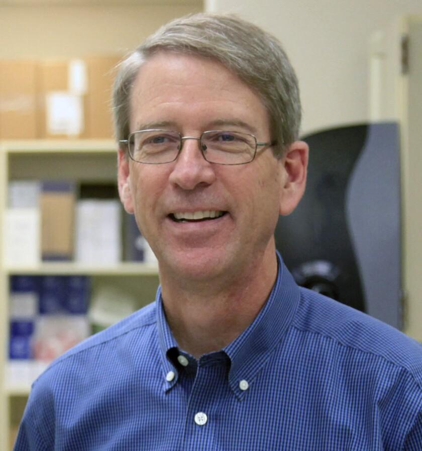 Dr. Mark Sawyer, infectious disease expert at Rady Children's Hospital.