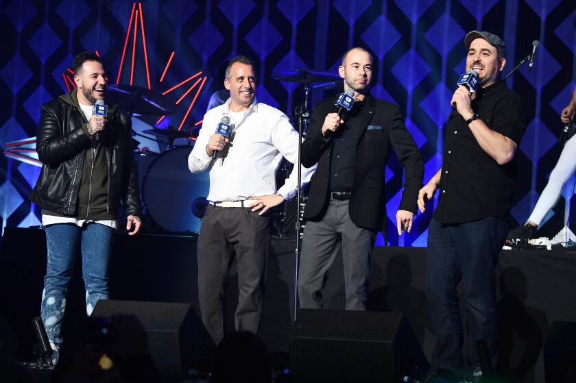 Impractical Jokers: The Cranjis McBasketball World Comedy Tour