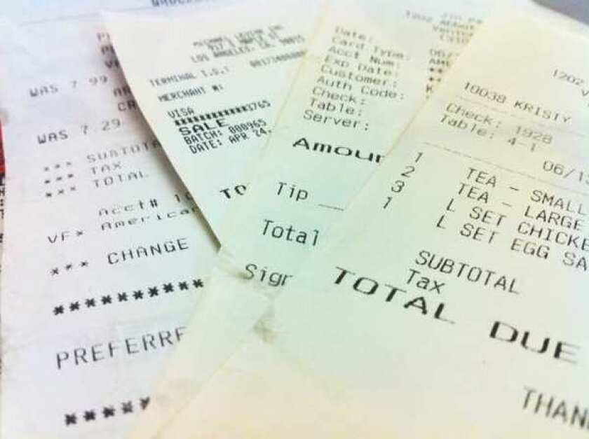 BPA is present on some cash register receipts and might rub off onto hands. It is also used in some food containers.