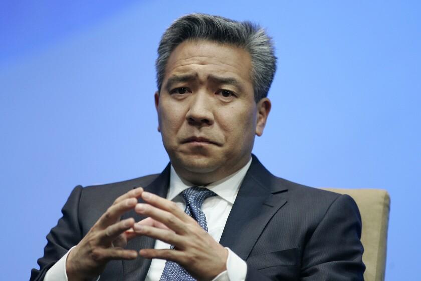 Warner Bros. Chief Executive Kevin Tsujihara.