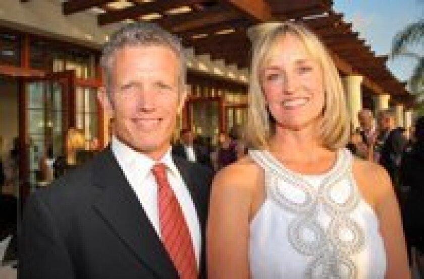 Gordon and Julie Cooke