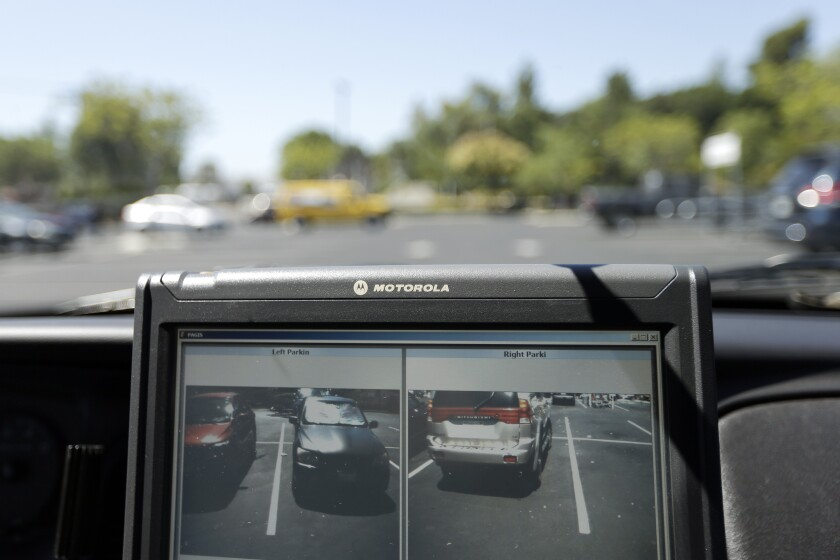 California License Plate Readers-Privacy