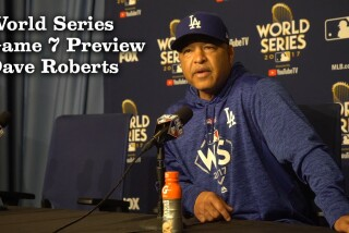 Dave Roberts talks preparing for Game 7