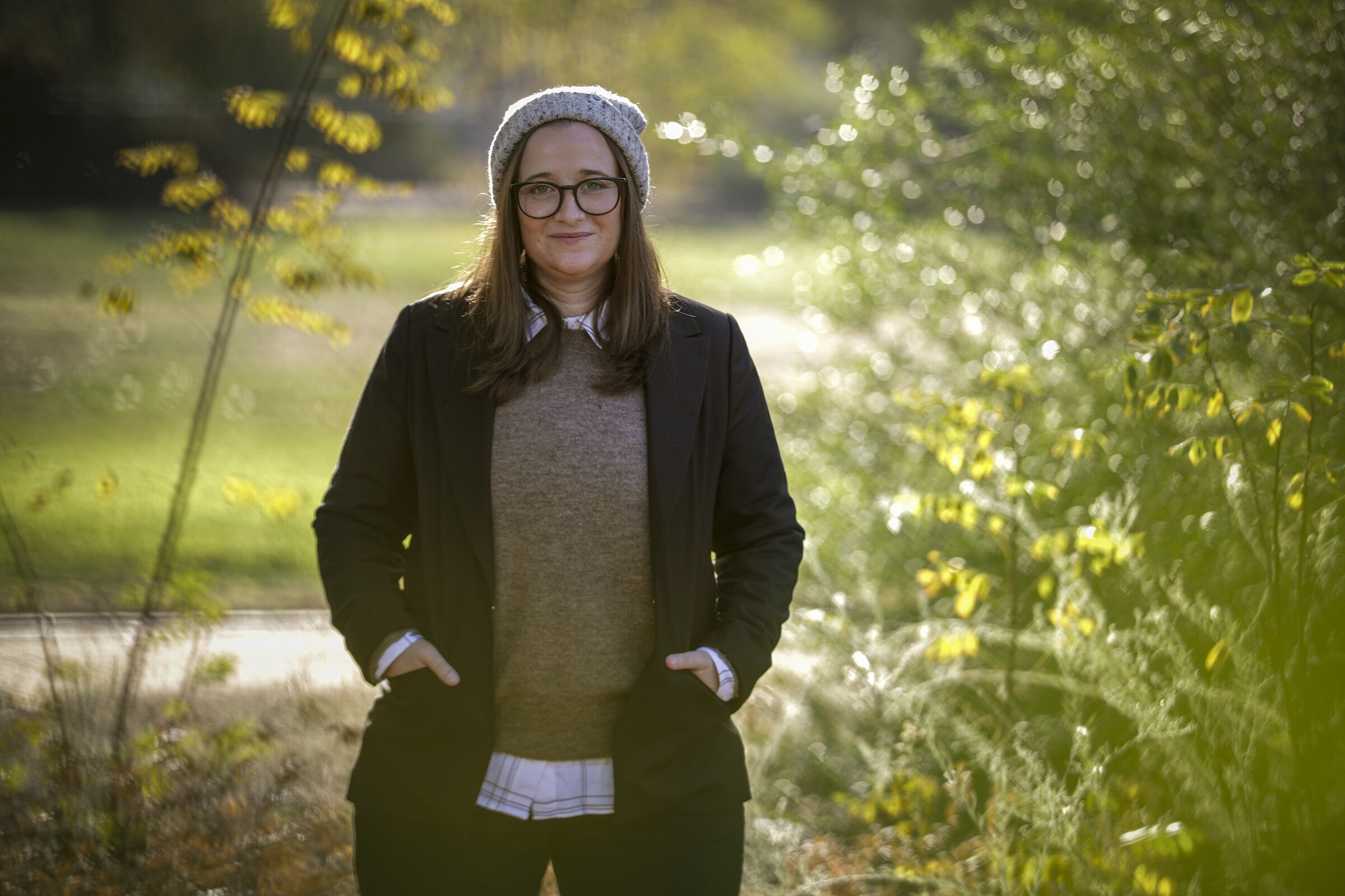 """""""The L Word: Generation Q"""" showrunner Marja Lewis-Ryan at Silver Lake Meadow"""
