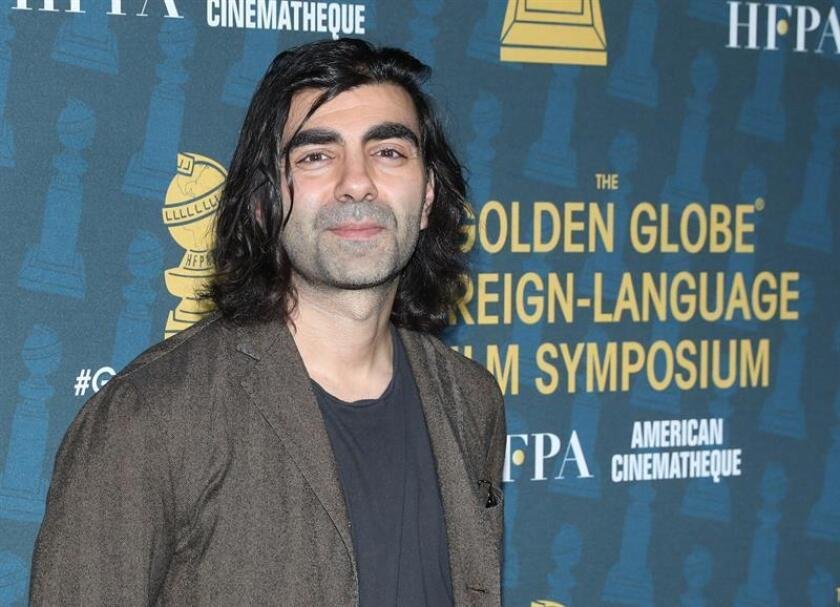 German director Fatih Akin of the movie 'In the Fade' attends the HFPA and American Cinematheque Present The Golden Globe Foreign-Language Nominees Series 2018 Symposium at the Egyptian Theatre in Hollywood. EFE