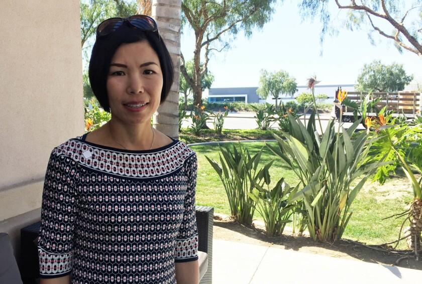 Vivian Lee of Encinitas