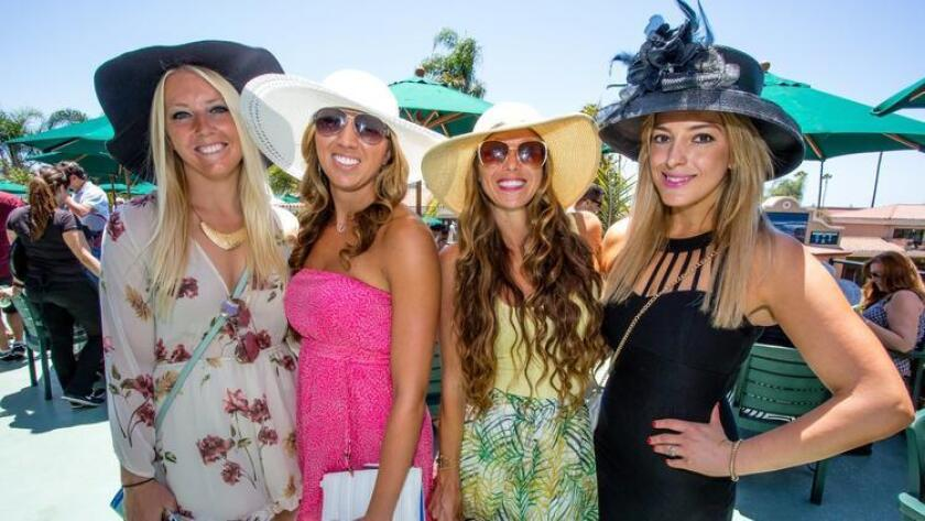 7/16/15 Del Mar Opening Day