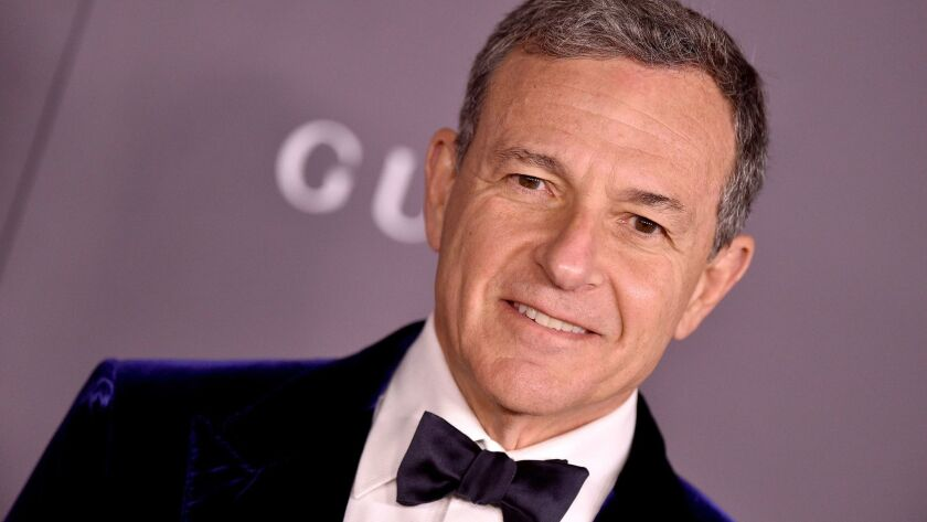 Walt Disney Co. Chief Executive Robert Iger received $36.3 million in total compensation last fiscal year and stands to make much more in 2018.