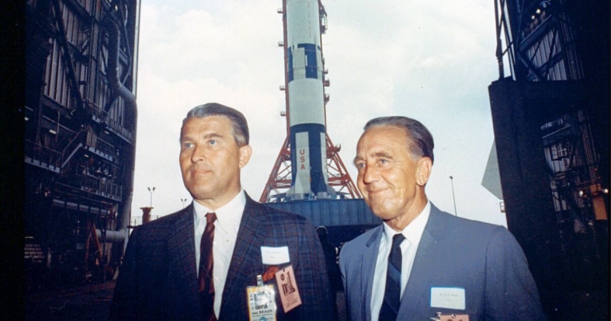 Who got America to the moon? An unlikely collaboration of Jewish and former Nazi scientists and engineers