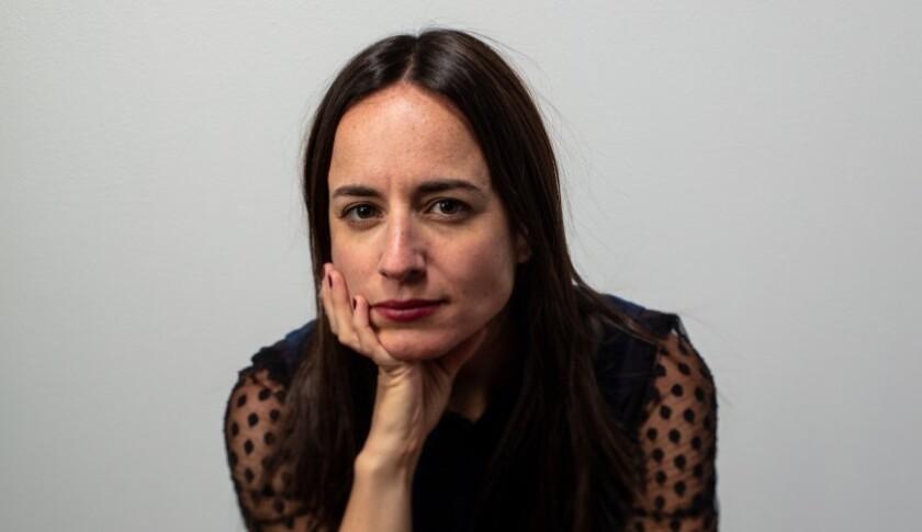 La directora chilena Maite Alberdi, retratada en el Festival de Sundance del 2020.