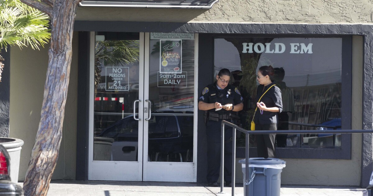 Fold 'em: Lucky Lady closure ends card rooms in San Diego
