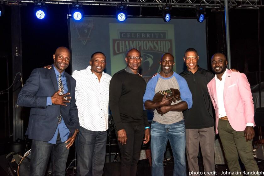 2019 Celebrity Championship