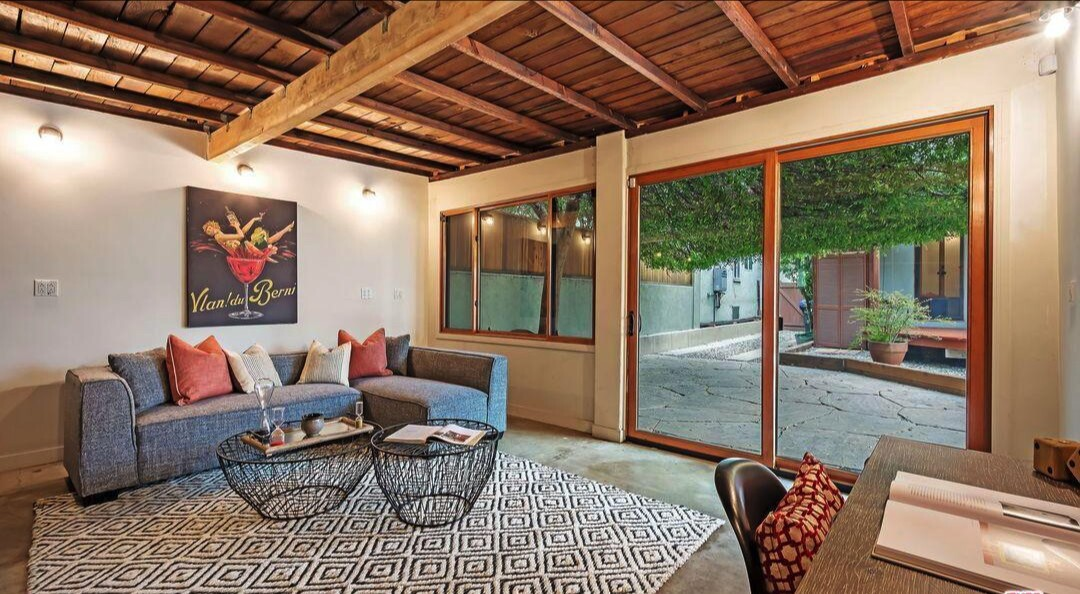 Morena Baccarin's Spanish duplex   Hot Property