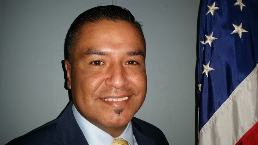 Lemon Grove requested a restraining order on City Councilman David Arambula on behalf of another councilmember.