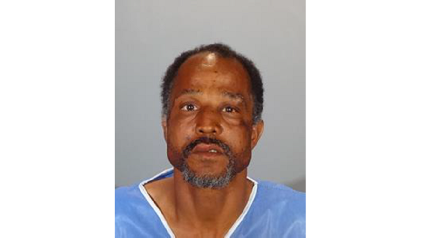 Glendale police arrested Michael Zinzun, a 48-year-old homeless man, on suspicion of raping a woman who was sleeping on a bus bench in Glendale.