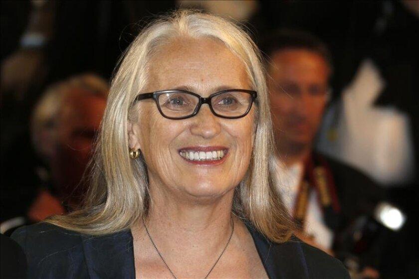 La presidente del jurado de Cinefondation, la directora neozelandesa Jane Campion. EFE/Archivo