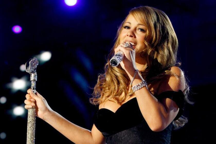 La cantante estadounidense Mariah Carey. EFE/Archivo