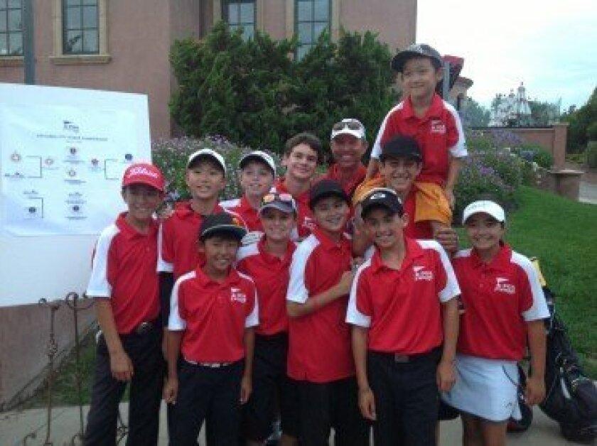 PGA Jr League - photo 1