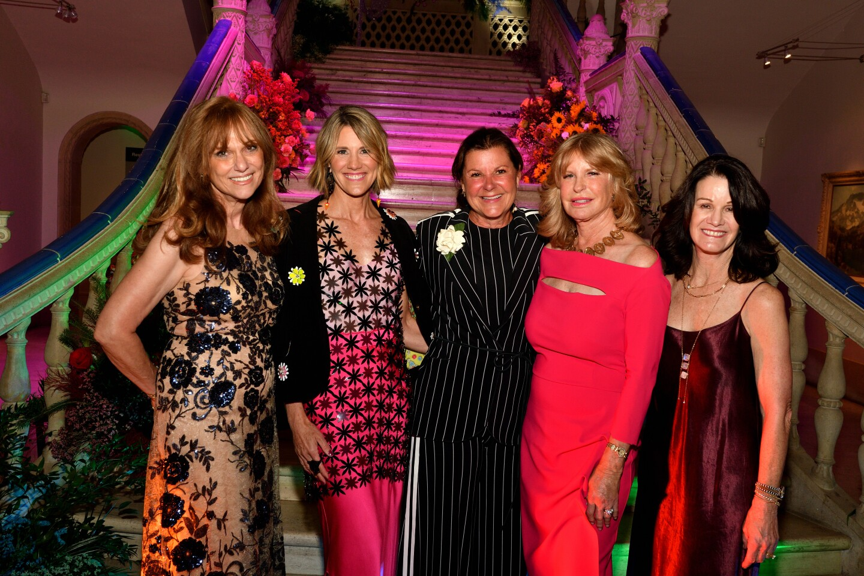 Lisa Hellerich, Robin Carrier, Susan Urquidi, Jacki Johnson and Joan Fabiano