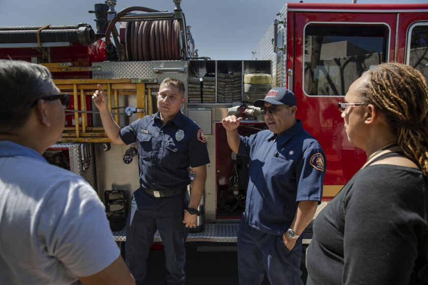 State of Emergency First Responders