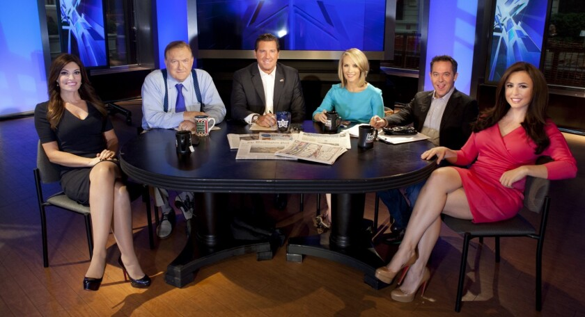 Scandal, sexism and the role of women at Fox News - Los